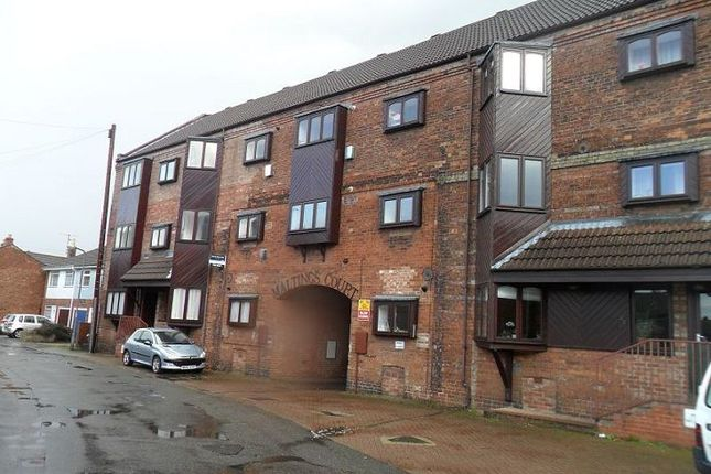 Thumbnail Flat to rent in The Maltings Court, Market Rasen