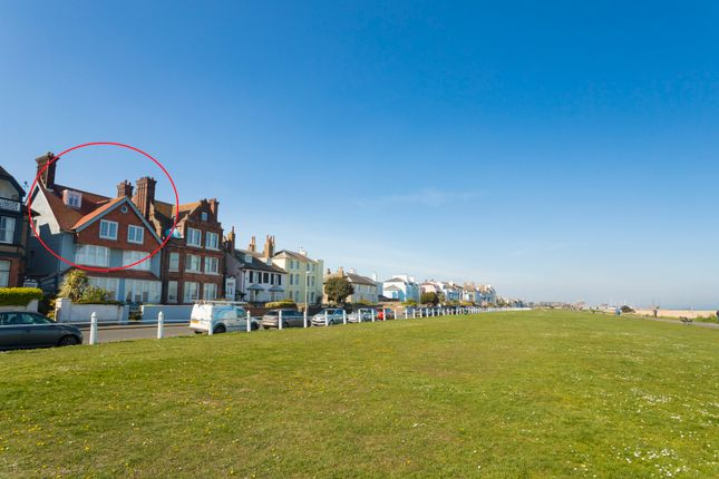 3 bed maisonette for sale in The Beach, Walmer, Deal CT14