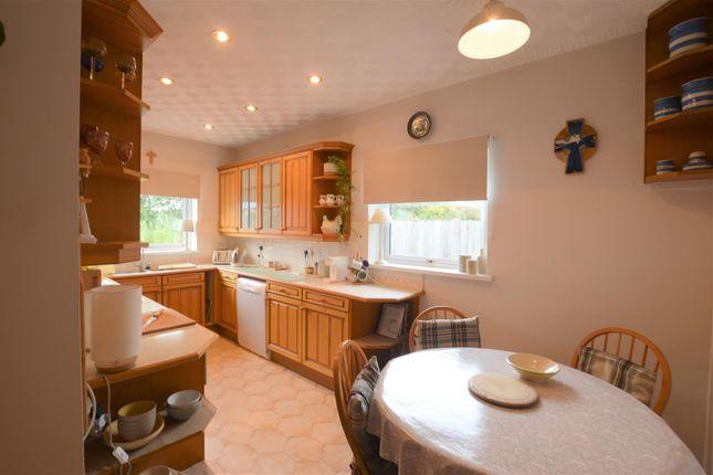 Thumbnail Detached bungalow for sale in Clos Y Dderwen, Cross Hands, Llanelli