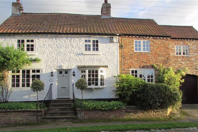 Thumbnail Cottage to rent in Little Ouseburn, York