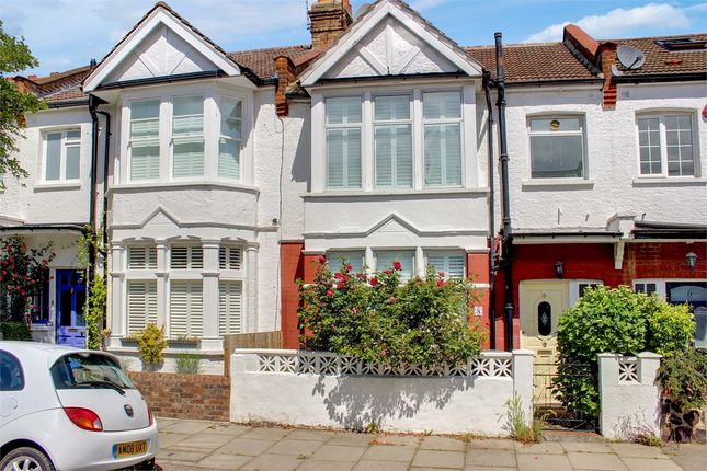 Thumbnail Terraced house for sale in Burlington Road, Muswell Hill, London