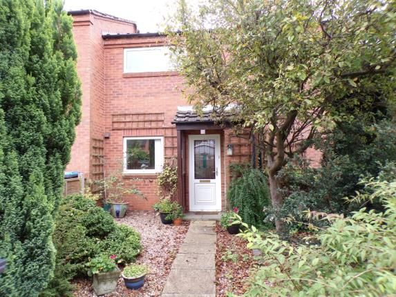 Thumbnail Terraced house for sale in Meadow Close, Stratford Upon Avon, Warwickshire