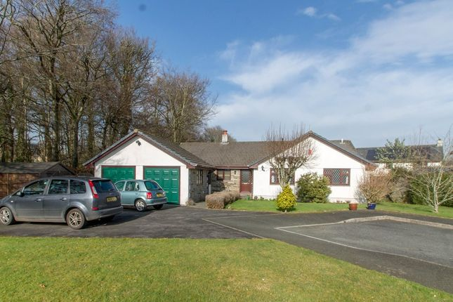 Thumbnail Detached bungalow for sale in Manor Road, Tavistock