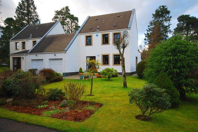 Thumbnail Link-detached house for sale in Airlie Court Gleneagles Village, Auchterarder