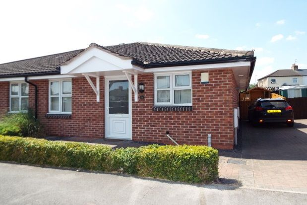 Thumbnail Semi-detached bungalow to rent in Coppywood Close, Teversal