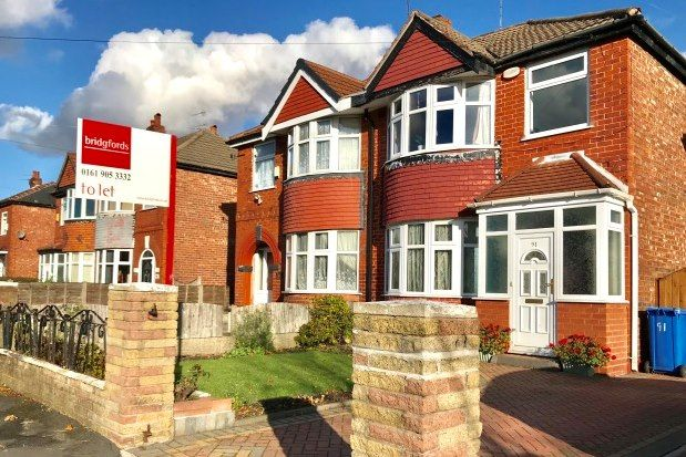 3 bed property to rent in Conway Road, Sale M33
