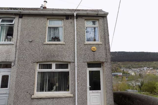 Thumbnail Terraced house for sale in Norman Street, Abertillery