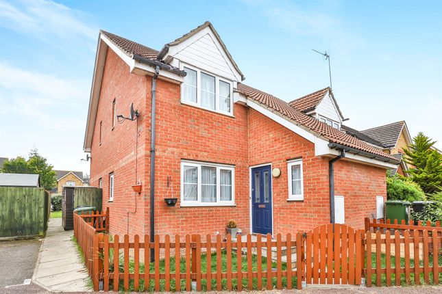 Thumbnail Property for sale in Brunswick Close, Toftwood, Dereham