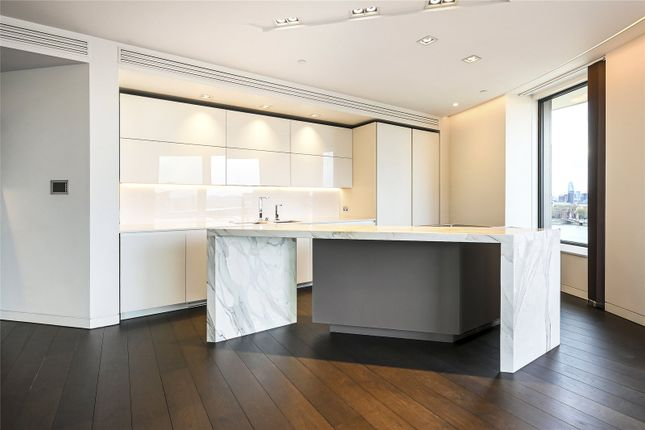 Thumbnail Flat to rent in Building West Riverwalk, 161 Millbank, London