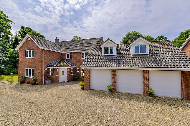 Thumbnail Detached house for sale in Troston, Bury St Edmunds, Suffolk