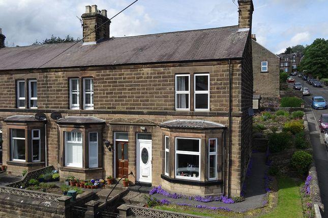 2 bed end terrace house for sale in Oak Road, Matlock DE4