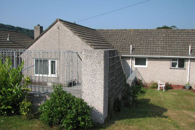 Thumbnail Bungalow to rent in Radford View, Plymouth, Devon