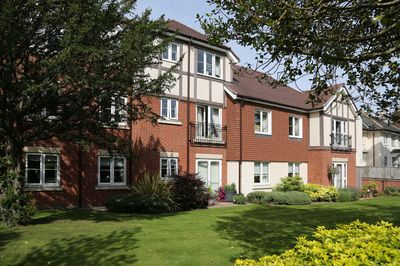 Thumbnail Flat for sale in 298 Warwick Road, Solihull