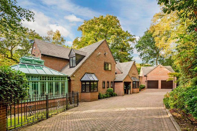 Thumbnail Property for sale in Beechwood Croft, Little Aston, Sutton Coldfield, West Midlands