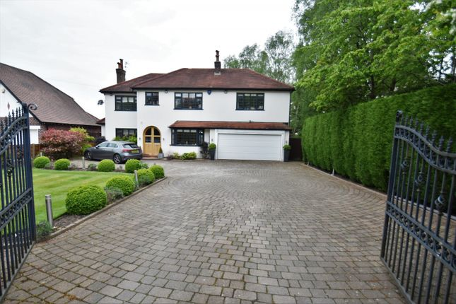 Thumbnail Detached house for sale in Chester Road, Woodford, Stockport