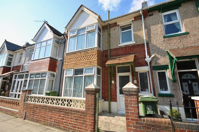 Thumbnail Terraced house to rent in Inhurst Road, Portsmouth