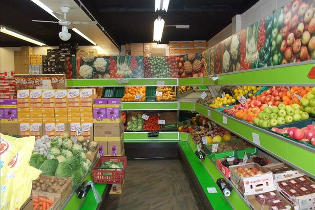 Thumbnail Retail premises for sale in Grocery & Other Foods WF8, West Yorkshire