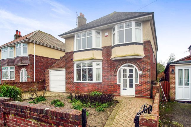 Thumbnail Detached house for sale in Lynmoor Road, Weymouth