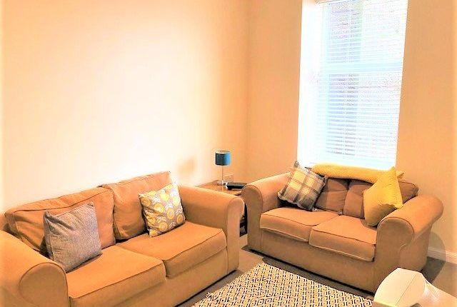 Lounge of Castle Street, Montrose, Angus DD10