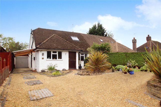 Thumbnail Semi-detached house for sale in Crouch House Road, Edenbridge