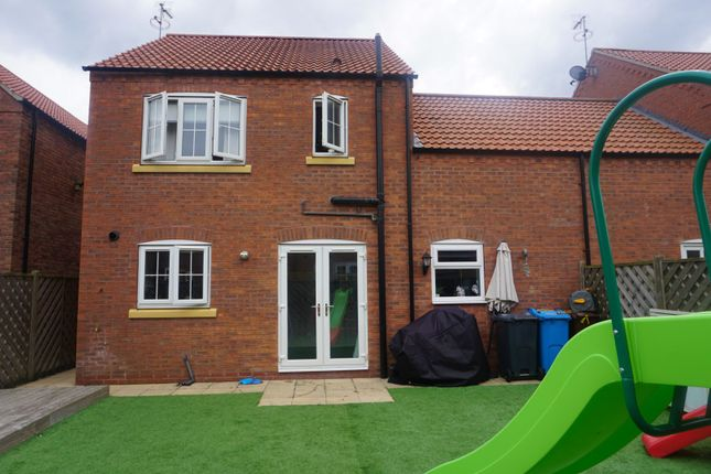 Rear View of New Forest Way, Kingswood, Hull HU7