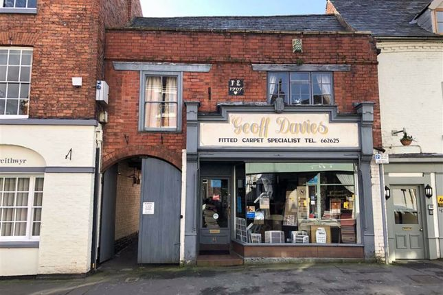 Thumbnail Property for sale in Willow Street, Oswestry