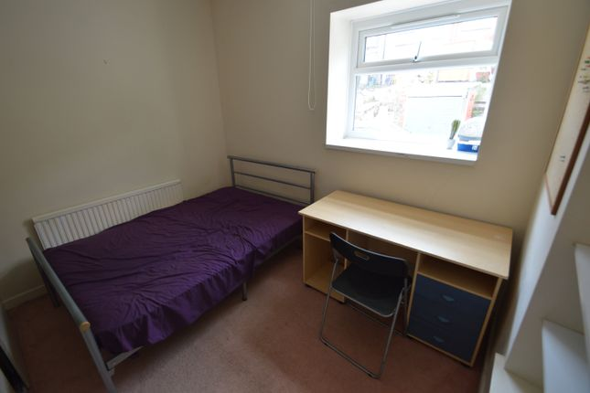 Thumbnail Room to rent in Cliff Terrace, Treforest, Pontypridd