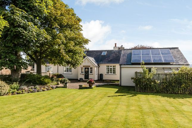 Thumbnail Detached bungalow for sale in Aurum Cottage, Hepscott, Morpeth, Northumberland