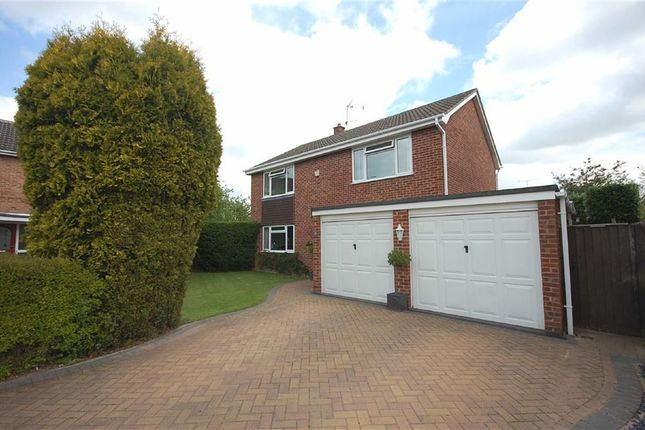 Thumbnail Detached house for sale in Stenton Close, Southwell, Nottinghamshire