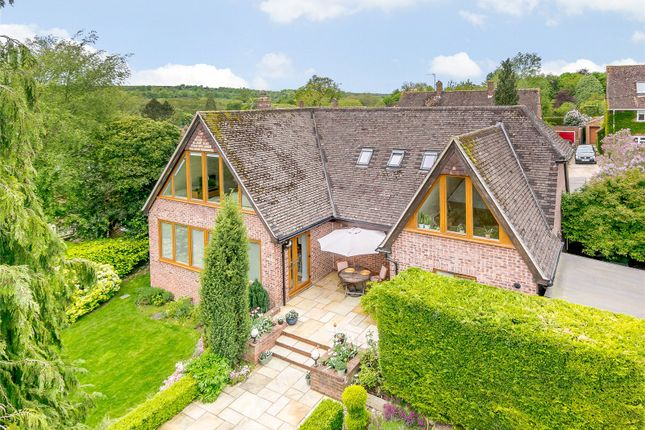 Thumbnail Detached house for sale in Chilton Foliat, Hungerford, Berkshire