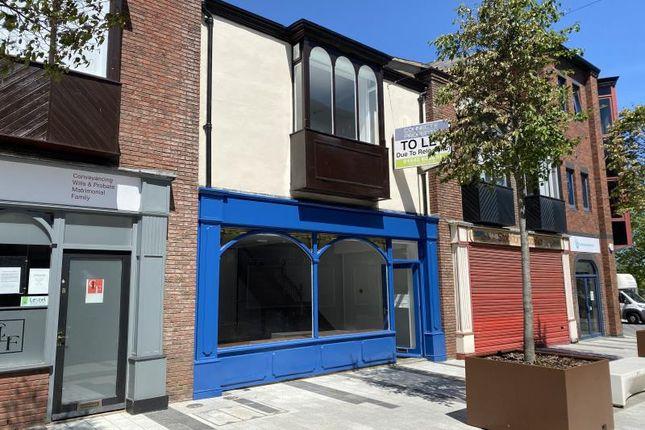 Retail premises to let in 9, Silver Street, Stockton On Tees