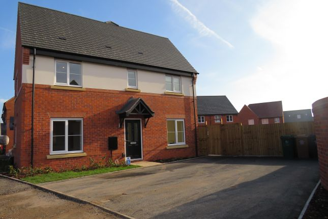 Thumbnail Detached house to rent in Appleby Close, Littleover, Derby