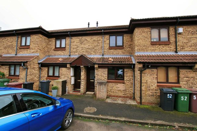 Thumbnail Terraced house for sale in Derwent Close, Dronfield, Derbyshire