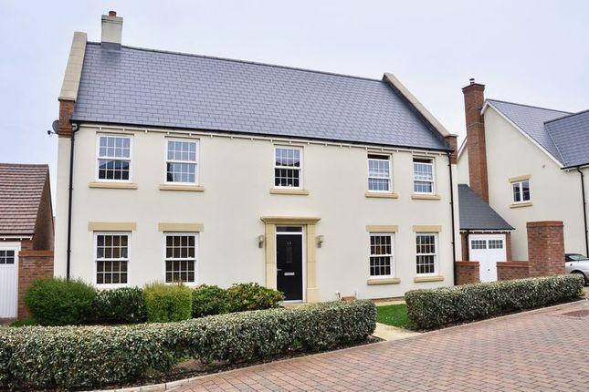 Thumbnail Detached house for sale in Gras Close, Bretforton, Evesham