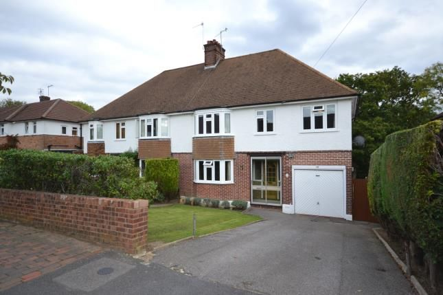 Thumbnail Semi-detached house for sale in Newlands Road, Tunbridge Wells, Kent