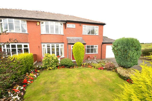 Thumbnail Semi-detached house for sale in Bolton Road, Westhoughton