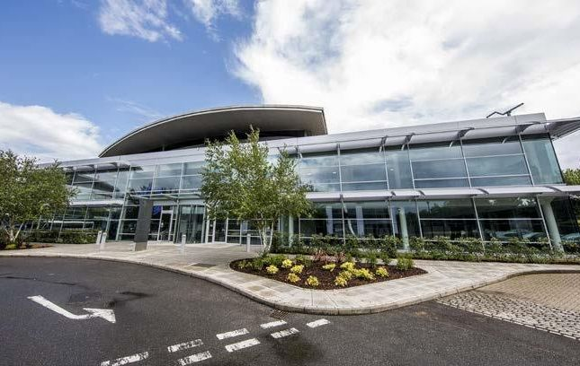 Thumbnail Office to let in Arc Leatherhead, The Office Park, Springfield Drive, Leatherhead, Surrey