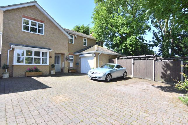 Thumbnail Detached house for sale in Baddow Road, Chelmsford, Essex