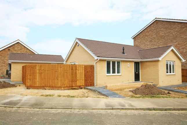 Thumbnail Detached bungalow for sale in Gatefield Close, Walton On The Naze