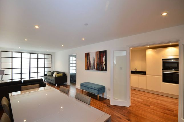 Thumbnail Flat to rent in Providence Place, Angel, London