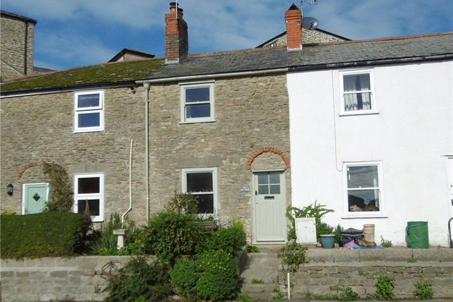Thumbnail Terraced house to rent in St Andrews Road, Bridport