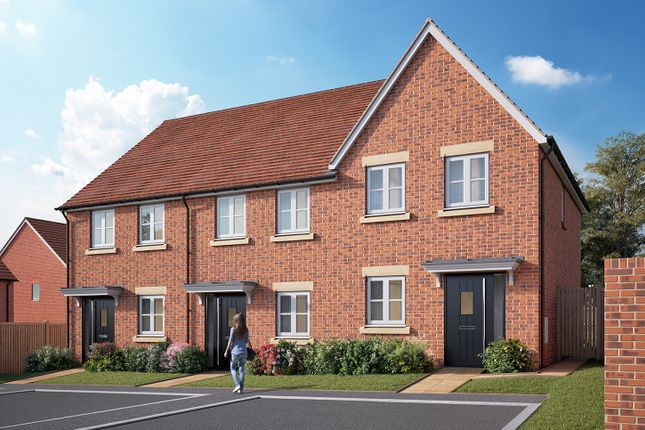 """2 bedroom semi-detached house for sale in """"The Lewes"""" at Mill Road, Hailsham"""