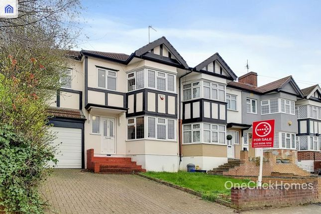 Thumbnail Semi-detached house for sale in Westview Drive, Woodford Green