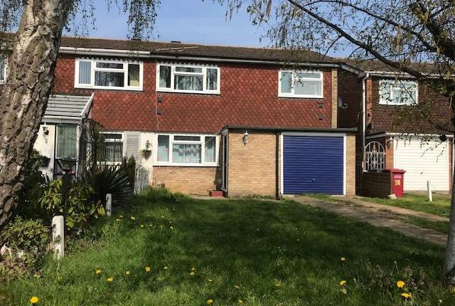 Thumbnail Semi-detached house to rent in Sherborne Close, Colnbrook, Slough