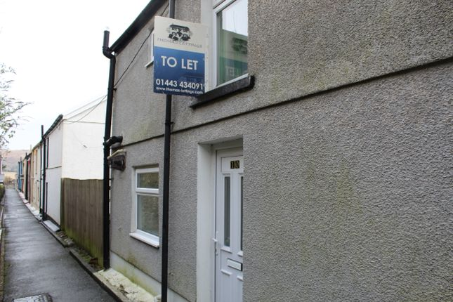 3 bed semi-detached house to rent in Llewellyn Terrace, Llwynypia, Tonypandy CF40