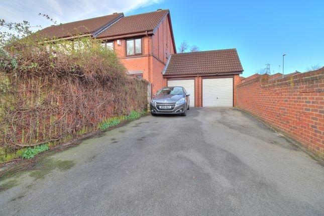 Drive of Rochester Gardens, Rodley, Leeds LS13