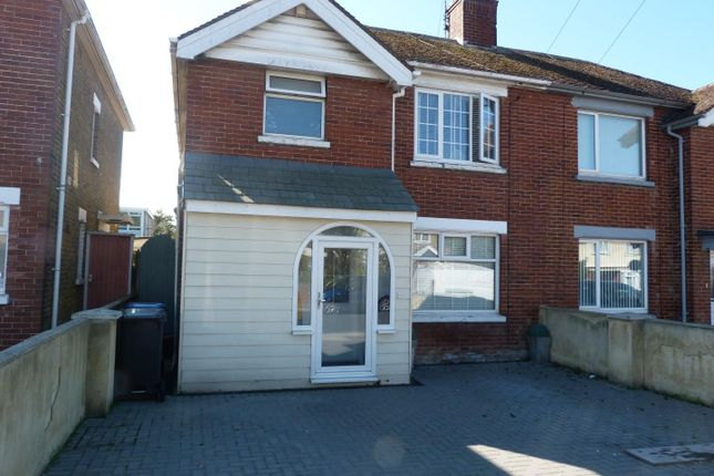 Thumbnail Semi-detached house for sale in Westover Road, Broadstairs