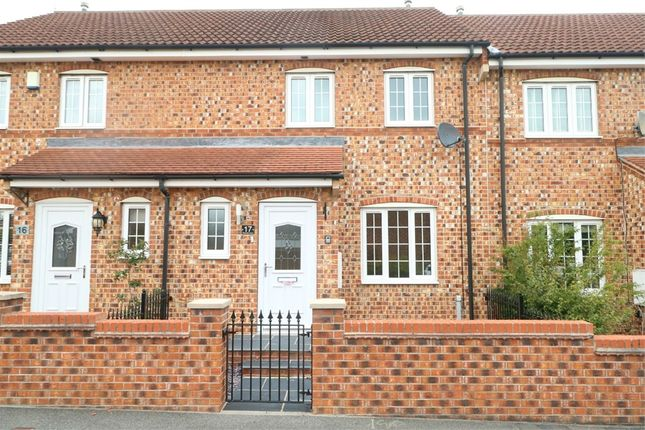Thumbnail Terraced house to rent in Pastures Court, Mexborough, South Yorkshire