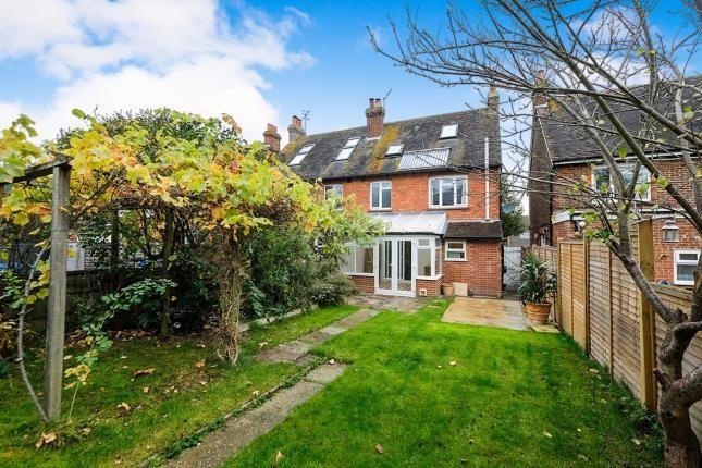 Thumbnail Semi-detached house for sale in Hectorage Road, Tonbridge, Kent, .