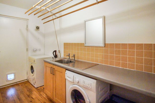 Utility Room of Thorter Row, Dundee DD1
